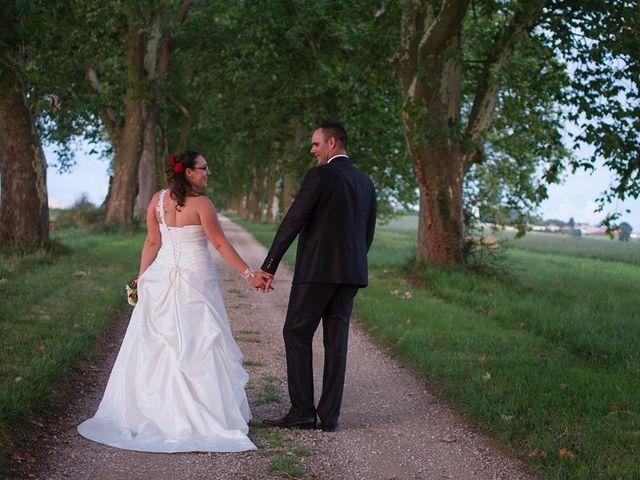 Le mariage de Lucie et Christophe