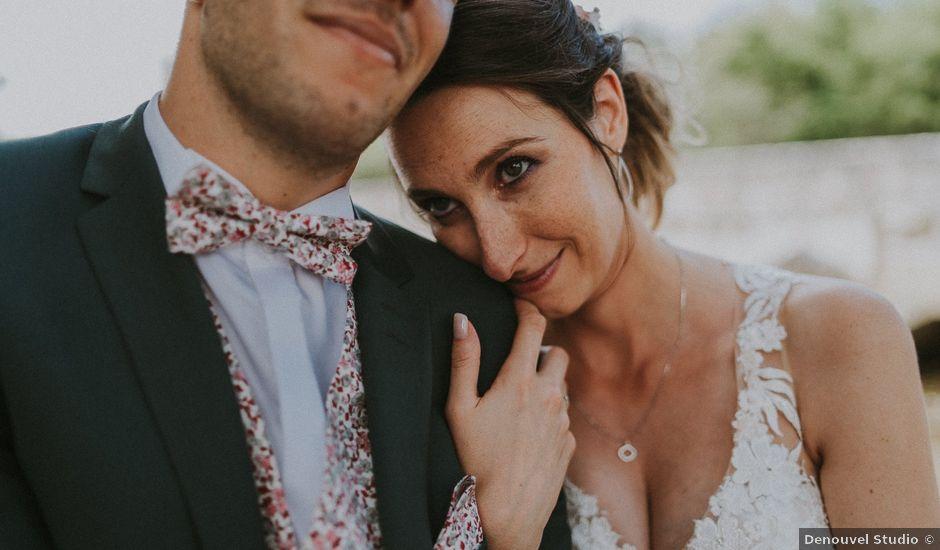 Le mariage de Anthony et Coraline à Choué, Loir-et-Cher