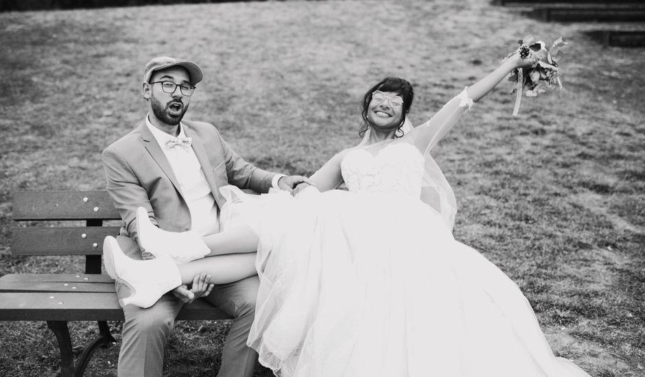 Le mariage de Adrien et Angela à Brières-les-Scellés, Essonne