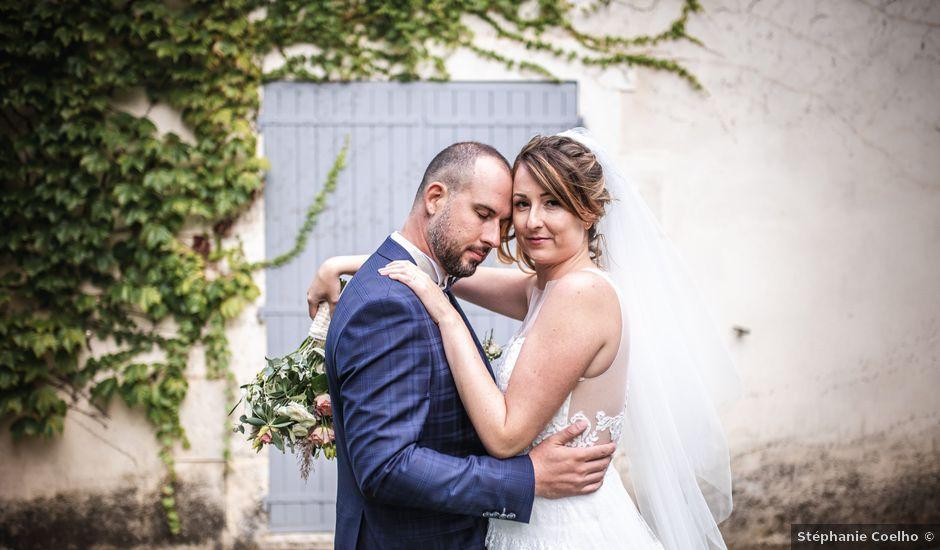 Le mariage de Sébastien et Alexia à Bouillargues, Gard