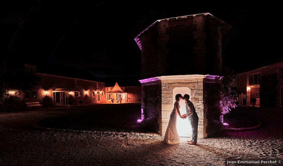 Le mariage de Florian et Pauline à Mandeville-en-Bessin, Calvados