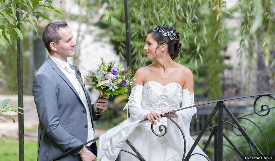 Le mariage de Julien et Céline à Villemomble, Seine-Saint-Denis