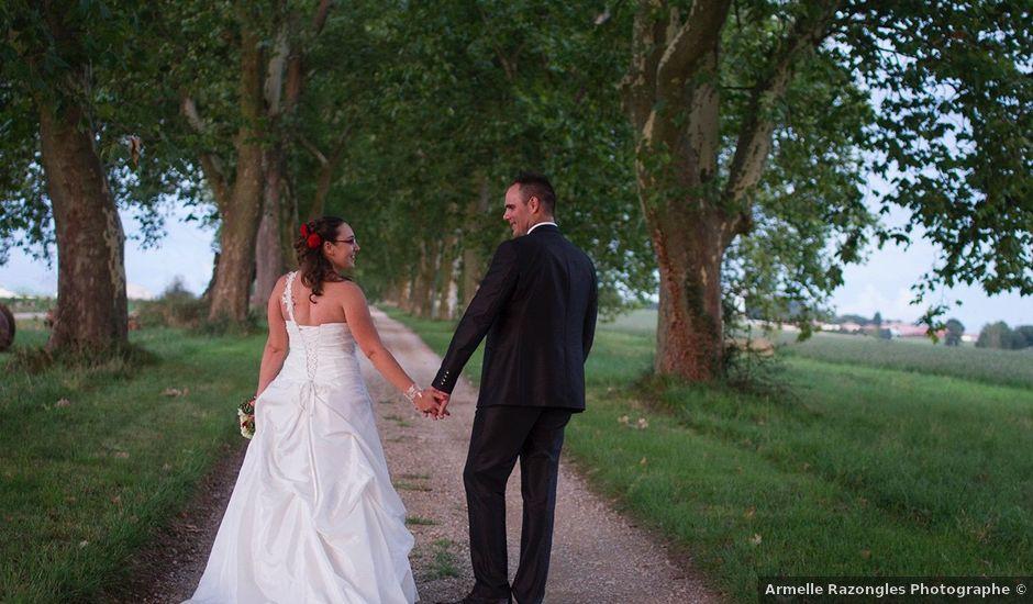 Le mariage de Christophe et Lucie à Aucamville, Haute-Garonne
