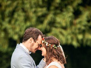 Le mariage de Mélanie  et Romain 1