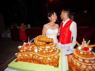 Le mariage de Kathy et Damien