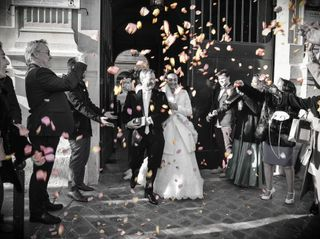 Le mariage de Monia et Patrick