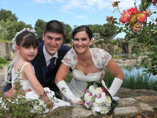 Le mariage de Sarah et Jeremy