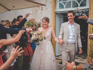 Le mariage de Laïla et Ned