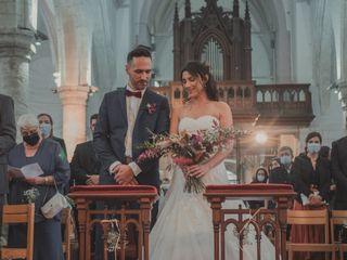 Le mariage de Gwendaëlle et Romain