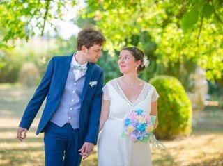 Le mariage de Hélène et Michaël