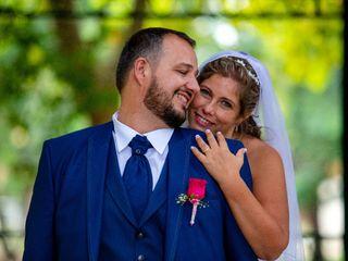 Le mariage de Céline et Romuald