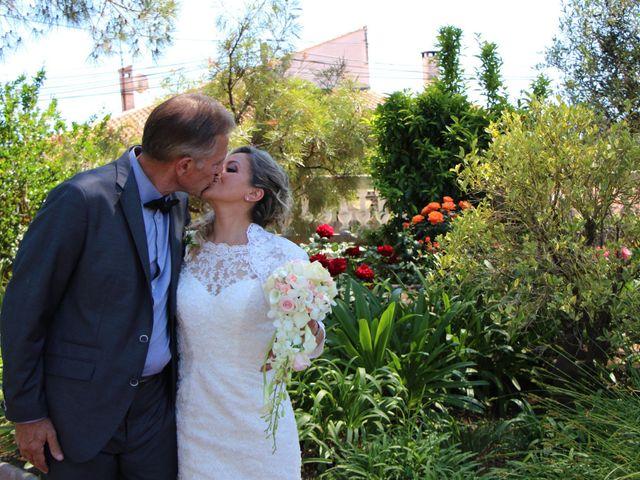Le mariage de Frederic et Fahima