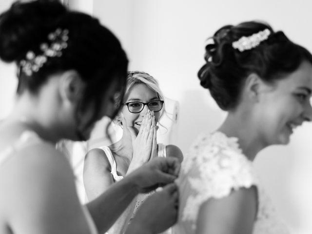 Le mariage de Loïc et Mélodie à Granges-le-Bourg, Haute-Saône 20