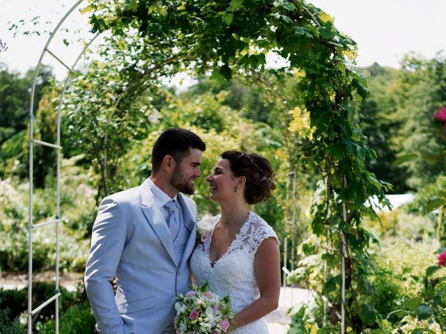 Le mariage de Loïc et Mélodie à Granges-le-Bourg, Haute-Saône 23