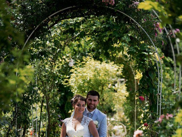 Le mariage de Loïc et Mélodie à Granges-le-Bourg, Haute-Saône 24