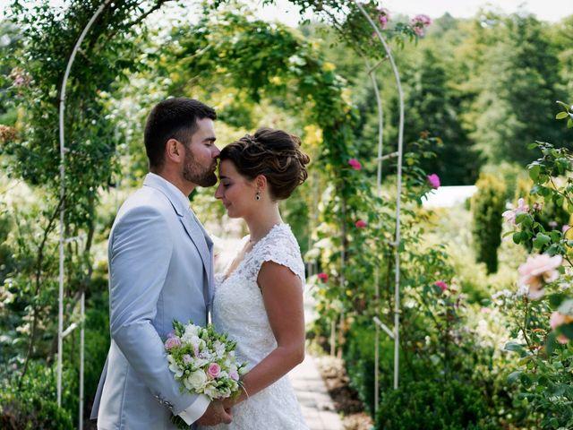 Le mariage de Loïc et Mélodie à Granges-le-Bourg, Haute-Saône 26