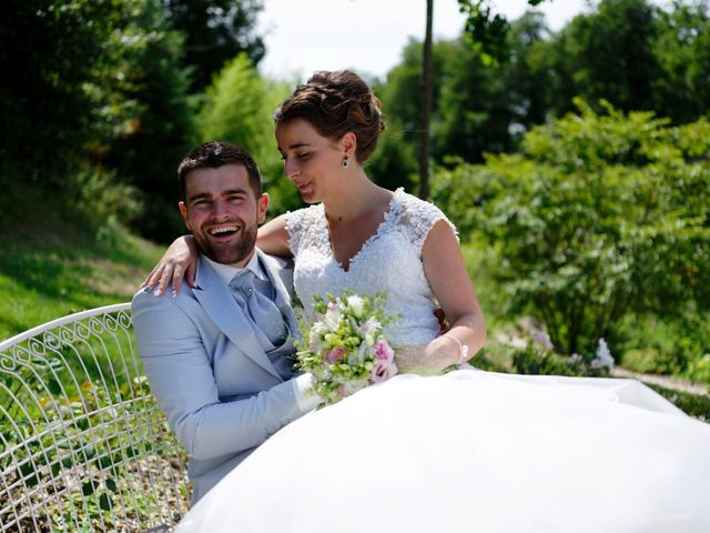 Le mariage de Loïc et Mélodie à Granges-le-Bourg, Haute-Saône 30