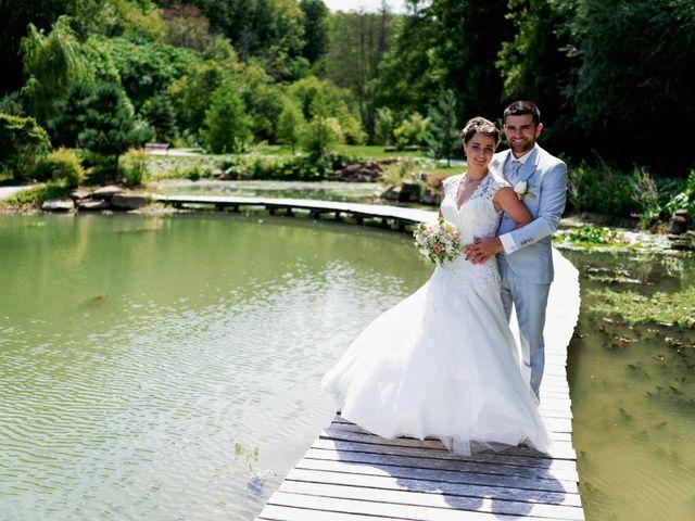 Le mariage de Mélodie et Loïc