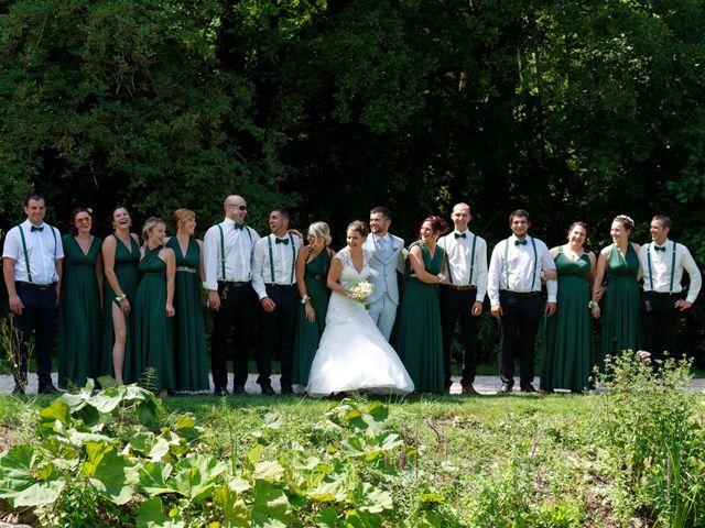 Le mariage de Loïc et Mélodie à Granges-le-Bourg, Haute-Saône 39