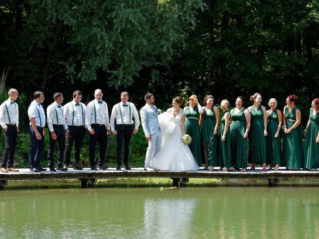 Le mariage de Loïc et Mélodie à Granges-le-Bourg, Haute-Saône 41