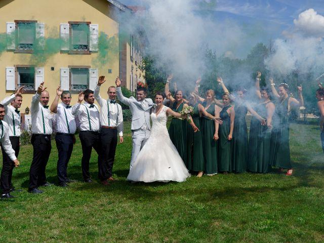 Le mariage de Loïc et Mélodie à Granges-le-Bourg, Haute-Saône 42