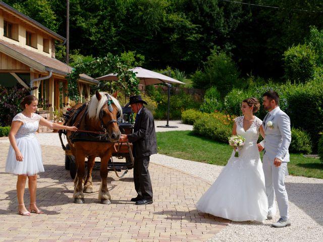 Le mariage de Loïc et Mélodie à Granges-le-Bourg, Haute-Saône 46