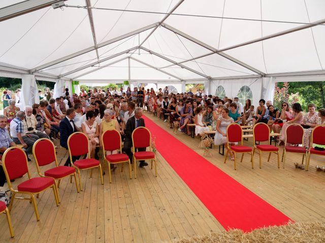 Le mariage de Loïc et Mélodie à Granges-le-Bourg, Haute-Saône 48