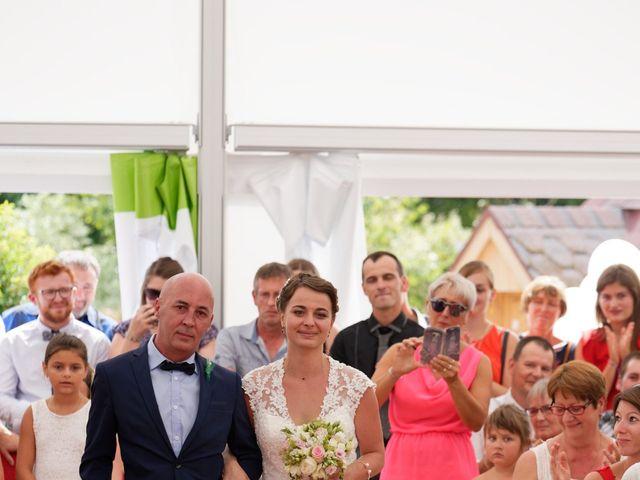 Le mariage de Loïc et Mélodie à Granges-le-Bourg, Haute-Saône 50