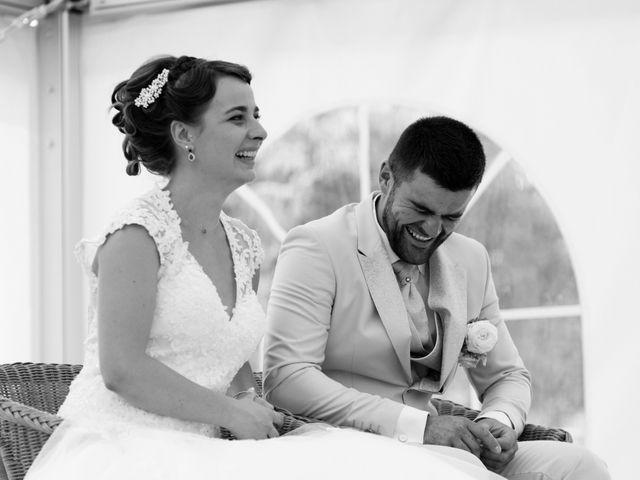 Le mariage de Loïc et Mélodie à Granges-le-Bourg, Haute-Saône 57