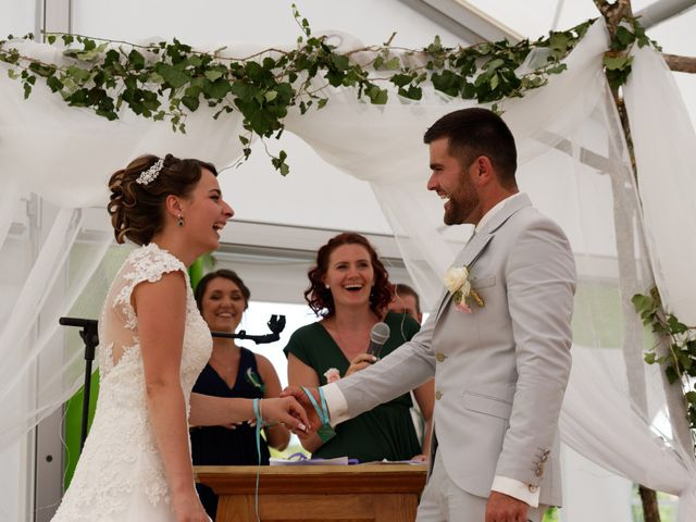 Le mariage de Loïc et Mélodie à Granges-le-Bourg, Haute-Saône 58