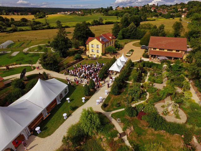 Le mariage de Loïc et Mélodie à Granges-le-Bourg, Haute-Saône 67