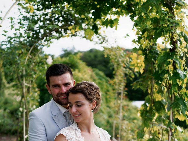 Le mariage de Loïc et Mélodie à Granges-le-Bourg, Haute-Saône 74