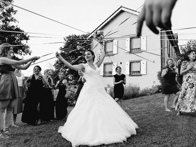 Le mariage de Loïc et Mélodie à Granges-le-Bourg, Haute-Saône 83