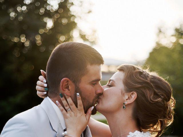 Le mariage de Loïc et Mélodie à Granges-le-Bourg, Haute-Saône 1