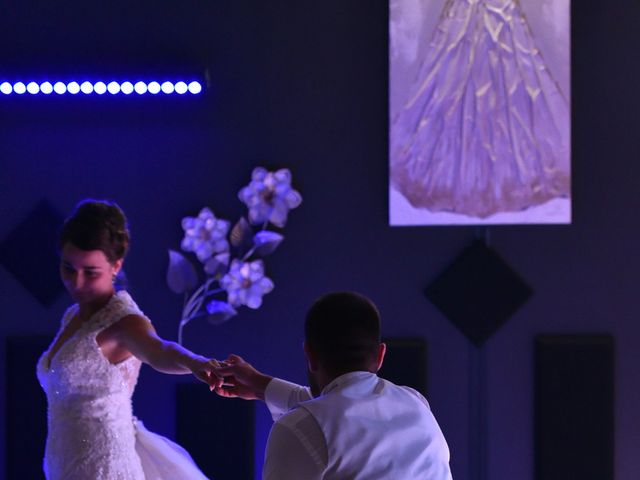 Le mariage de Loïc et Mélodie à Granges-le-Bourg, Haute-Saône 120