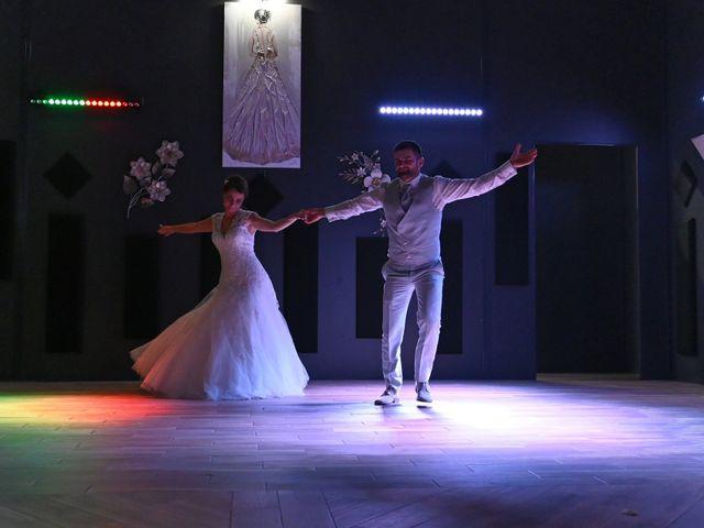 Le mariage de Loïc et Mélodie à Granges-le-Bourg, Haute-Saône 122