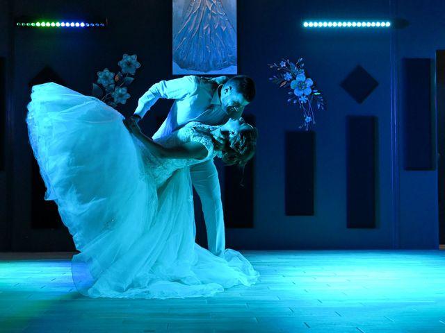 Le mariage de Loïc et Mélodie à Granges-le-Bourg, Haute-Saône 124