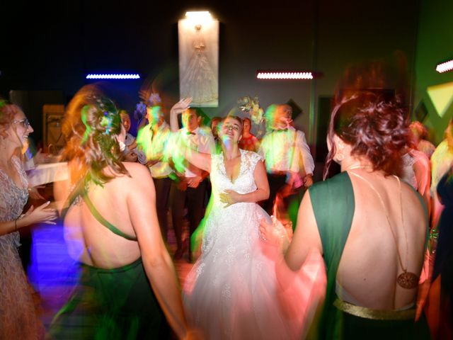 Le mariage de Loïc et Mélodie à Granges-le-Bourg, Haute-Saône 130