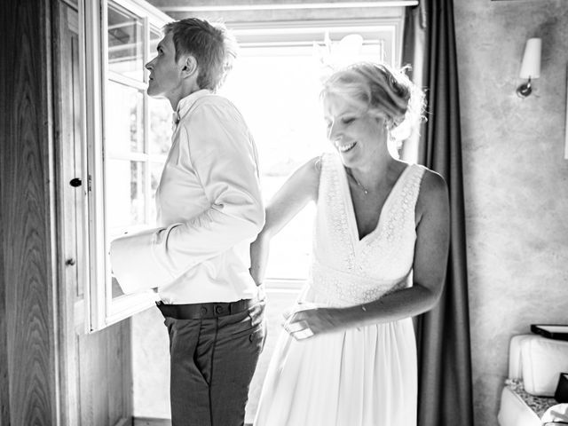 Le mariage de Nicolas et Marie à Trouville-sur-Mer, Calvados 16