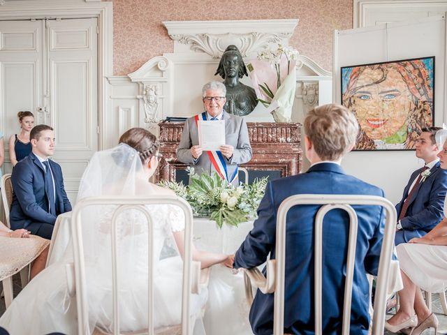 Le mariage de Nicolas et Marie à Trouville-sur-Mer, Calvados 20