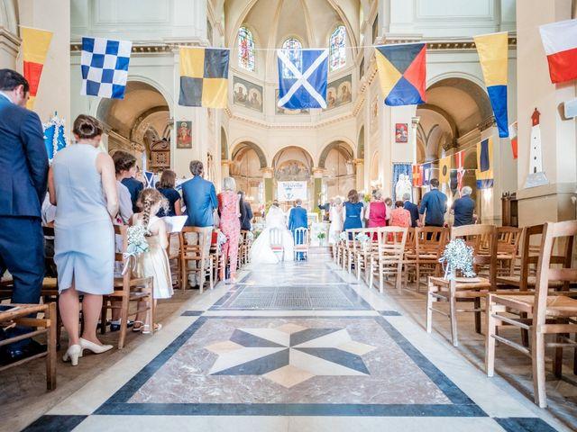 Le mariage de Nicolas et Marie à Trouville-sur-Mer, Calvados 25