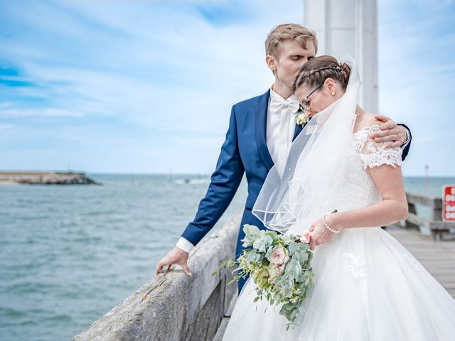 Le mariage de Nicolas et Marie à Trouville-sur-Mer, Calvados 27