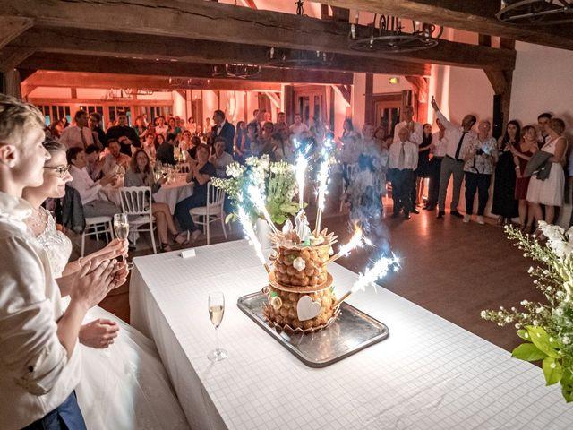 Le mariage de Nicolas et Marie à Trouville-sur-Mer, Calvados 38