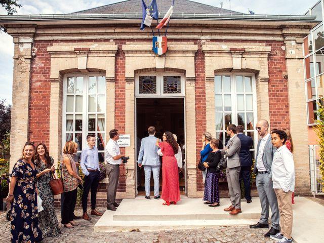 Le mariage de Romain et Mélanie  à Saint-Victor-l'Abbaye, Seine-Maritime 2