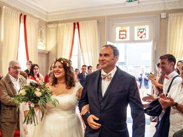 Le mariage de Romain et Mélanie  à Saint-Victor-l'Abbaye, Seine-Maritime 9