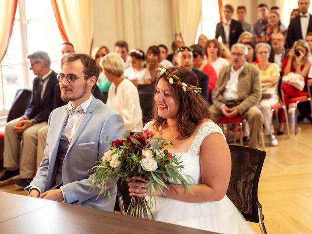 Le mariage de Romain et Mélanie  à Saint-Victor-l'Abbaye, Seine-Maritime 10