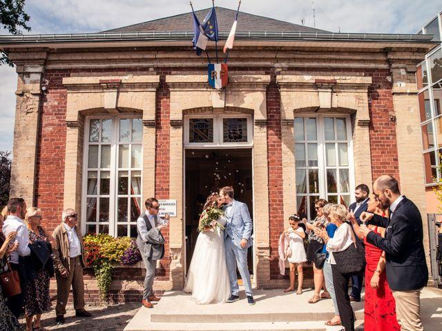 Le mariage de Romain et Mélanie  à Saint-Victor-l'Abbaye, Seine-Maritime 11