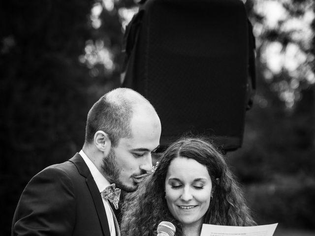 Le mariage de Romain et Mélanie  à Saint-Victor-l'Abbaye, Seine-Maritime 35