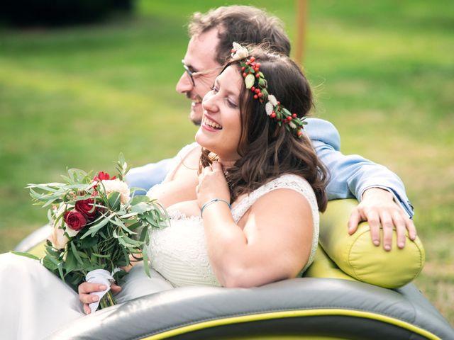 Le mariage de Romain et Mélanie  à Saint-Victor-l'Abbaye, Seine-Maritime 36