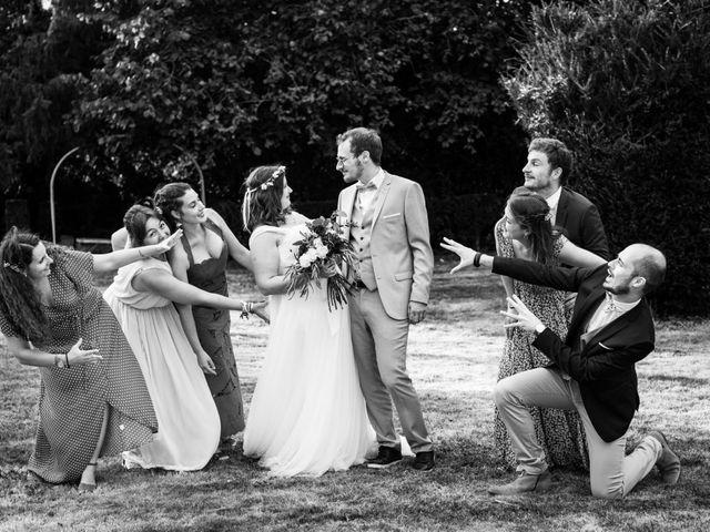 Le mariage de Romain et Mélanie  à Saint-Victor-l'Abbaye, Seine-Maritime 59